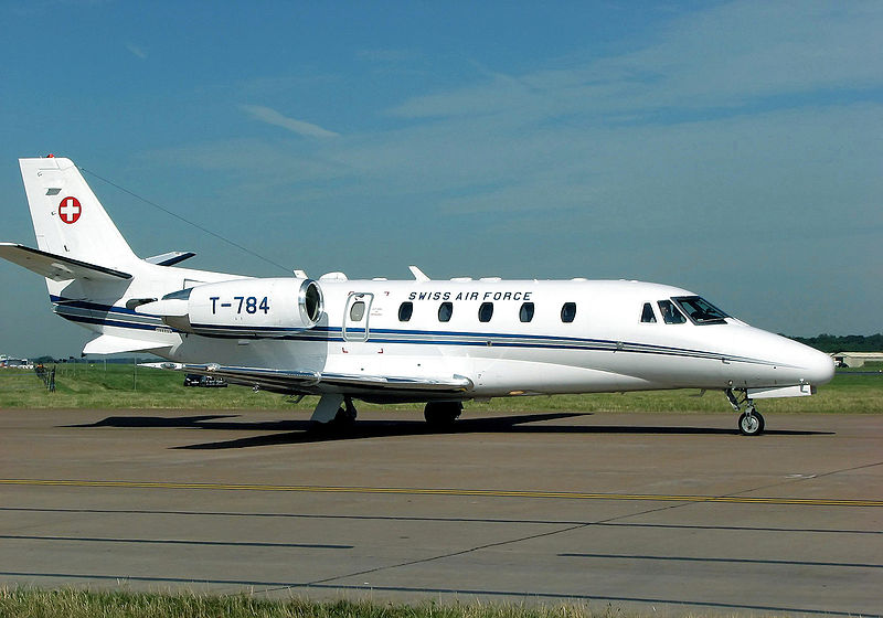 Cessna 560XL Citation Excel suisse