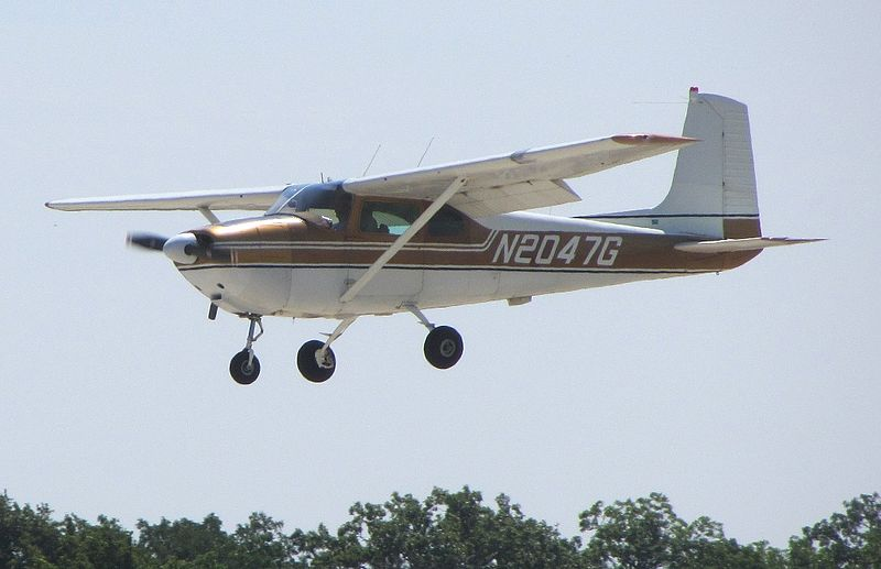 Cessna 182A Skylane civil