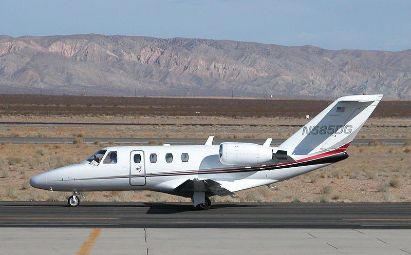 Cessna 525 Citation CJ1 civil