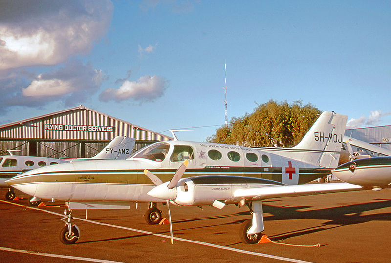 Cessna 402B civil