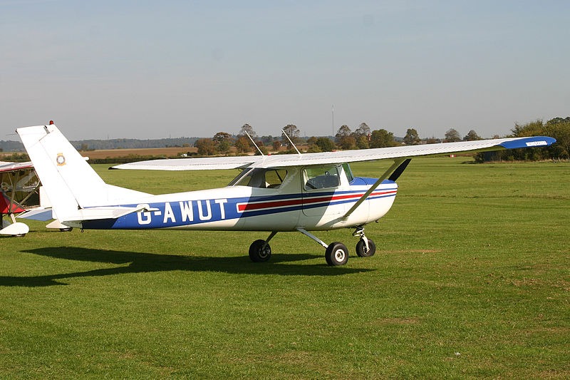 Cessna 150 (F150J) civil