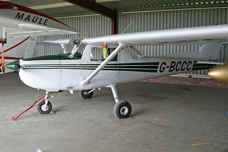 Cessna 150 (F150L) civil