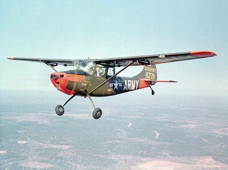 Cessna O-1A Bird Dog de l'US Army