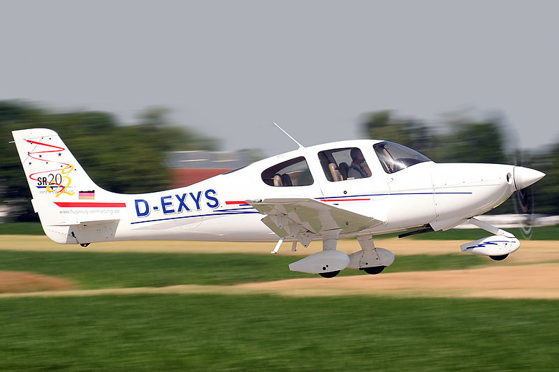 Cirrus SR20 G2 civil
