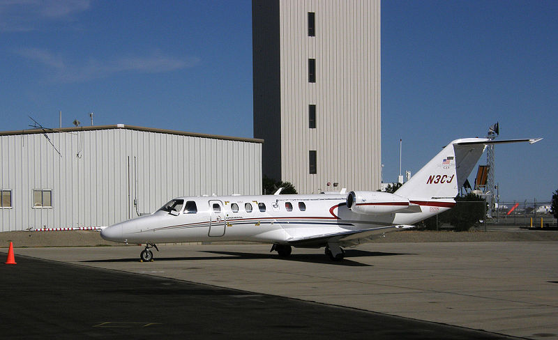 Cessna 525B Citation CJ3 civil