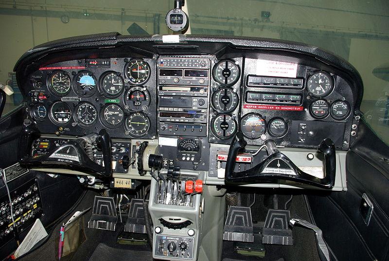 AviationsMilitaires net — Cessna 337 Skymaster