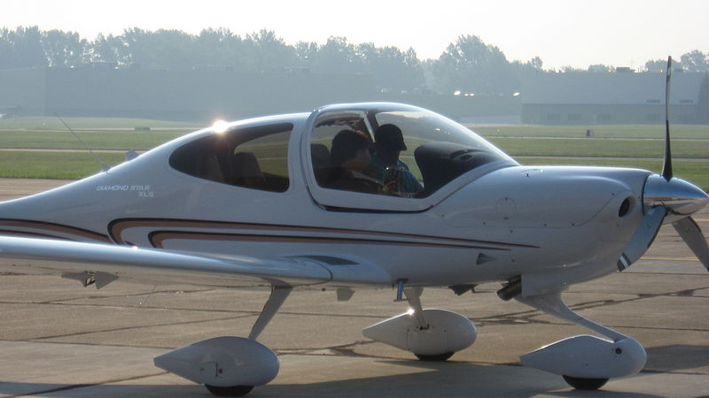 Diamond DA40 XLS Diamond Star civil