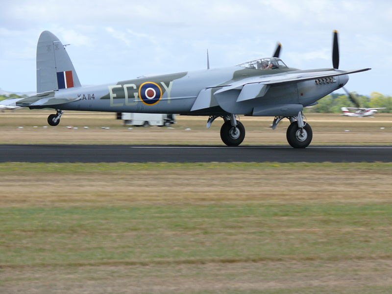 De Havilland DH-98 Mosquito FB.26 de collection
