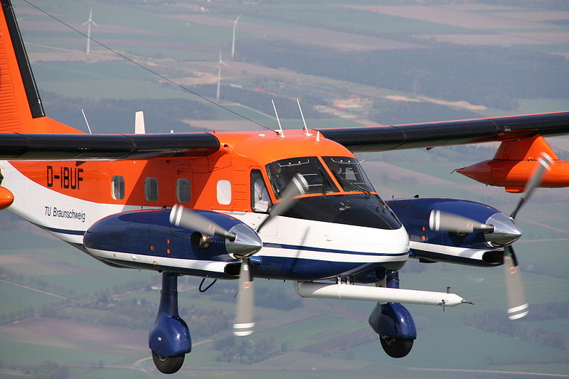 Dornier Do 128 Turbo Skyservant civil