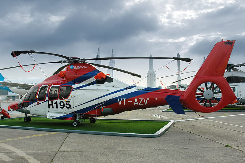 Eurocopter EC155 B1 Dauphin 2 civil