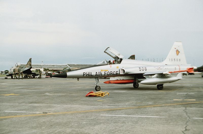 Northrop F-5A Freedom Fighter philippin