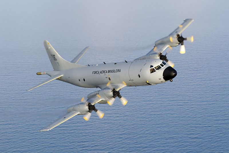 Lockheed P-3AM Orion brésilien