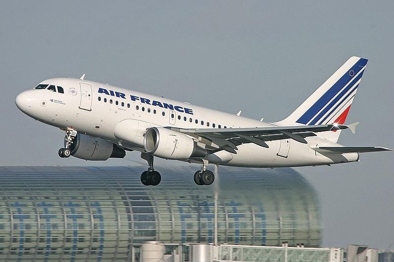 Airbus A318-100 civil