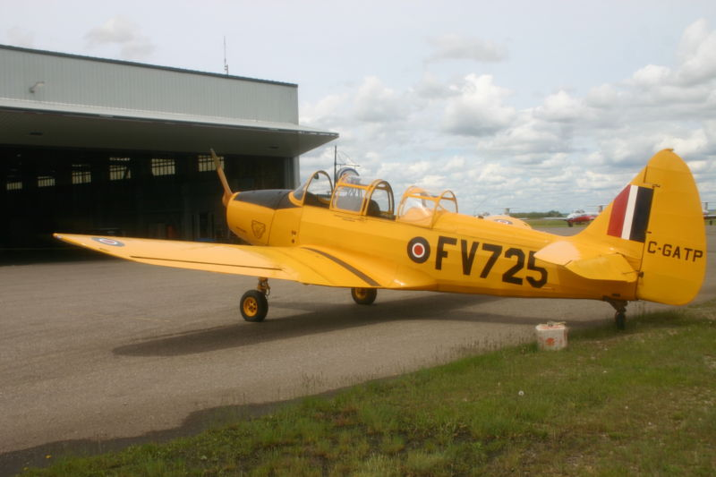Fairchild PT-19 Cornell (PT-26B) de collection