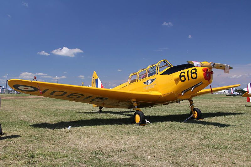 Fairchild PT-19 Cornell (PT-26A) de collection