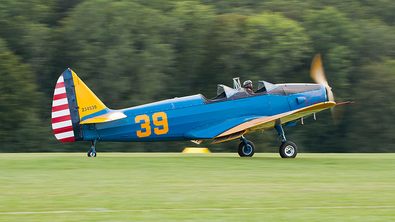 Fairchild PT-19B Cornell de collection