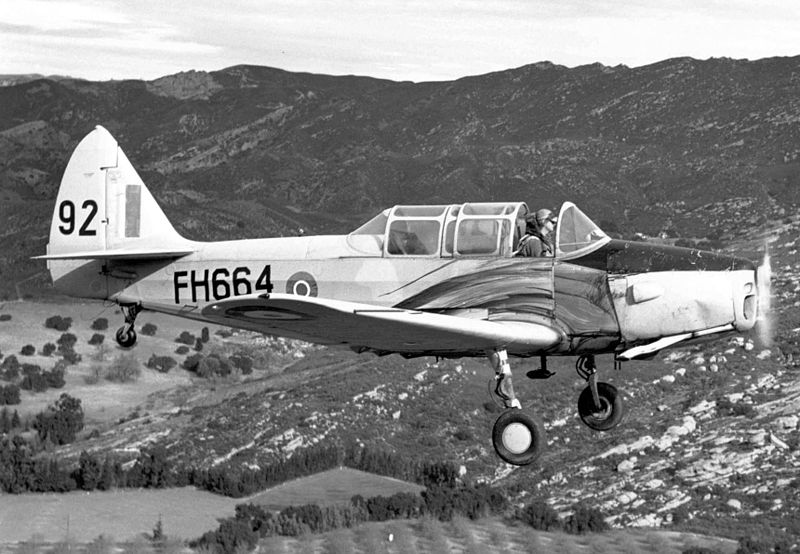 Fairchild PT-19 Cornell (PT-26) canadien