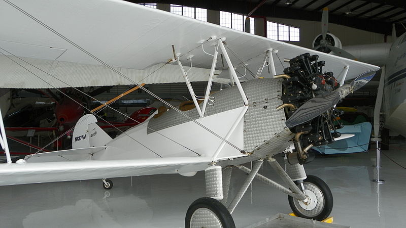 Curtiss-Wright CW-14 (Travel Air 4000) préservé