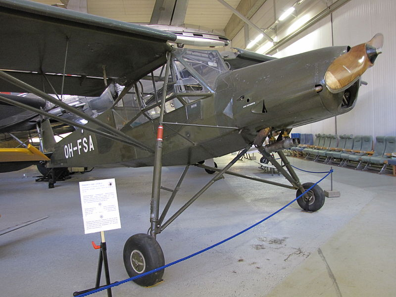 Fieseler Fi 156K-1 Storch civil