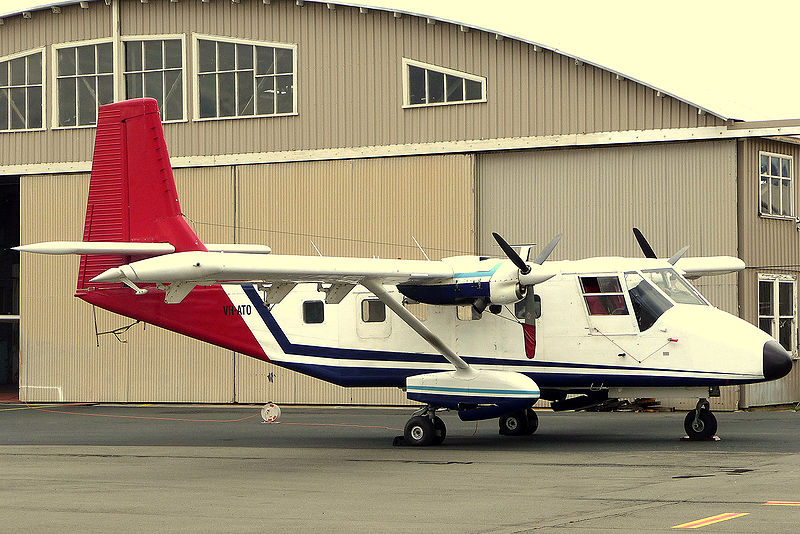 GAF N22C Nomad civil