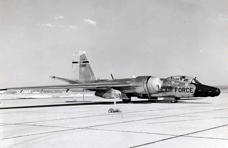 Martin RB-57F Night Intruder de l'USAF