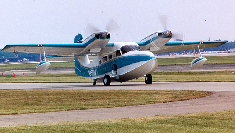 Grumman G-44A Widgeon civil