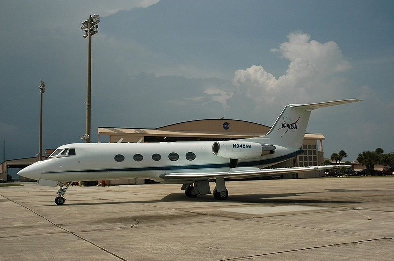 AviationsMilitaires.net — Grumman G-1159 Gulfstream II