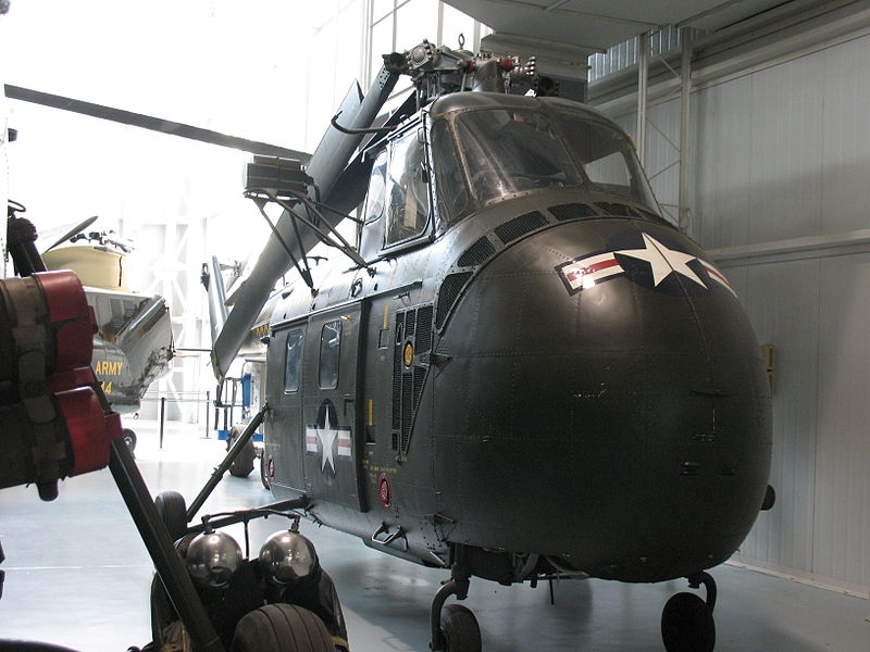 Sikorsky UH-19C Chickasaw de l'US Army