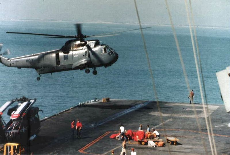 Sikorsky HH-3A Sea King de l'US Navy