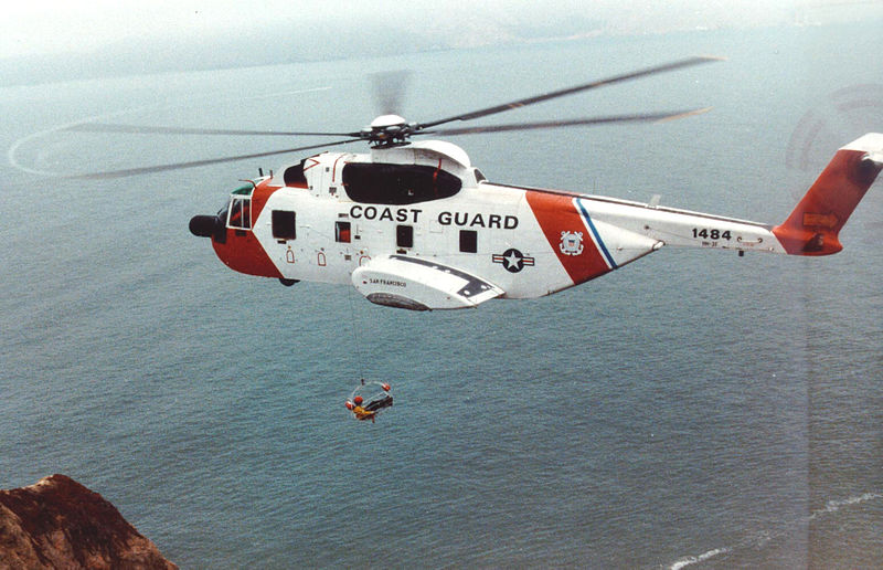 Sikorsky HH-3F Sea King de l'USCG