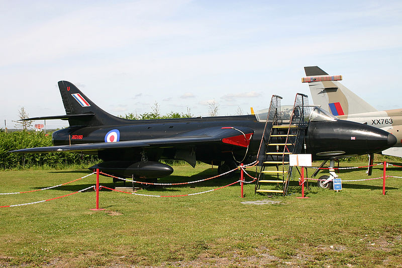 Hawker Hunter F.6A de la RAF