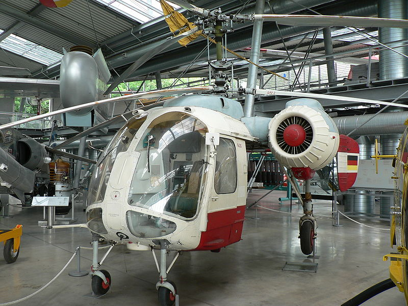 Kamov Ka-26 civil exposé
