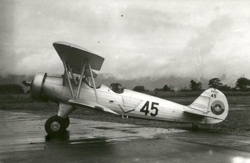 Consolidated PT-11C colombien