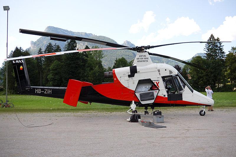 AviationsMilitaires.net — Kaman K 1200 K MAX