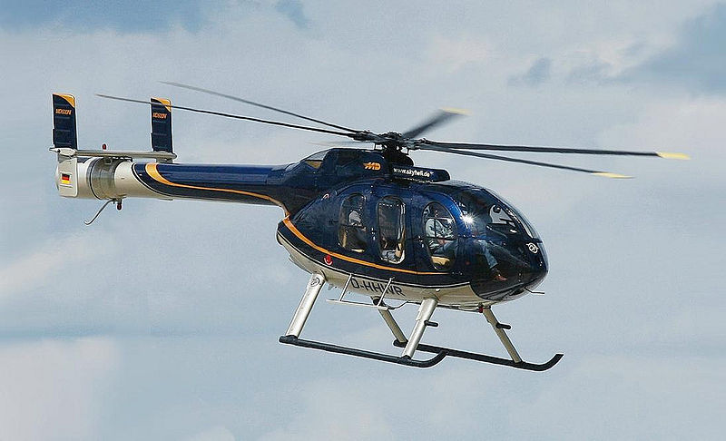 Hughes MD 600N civil