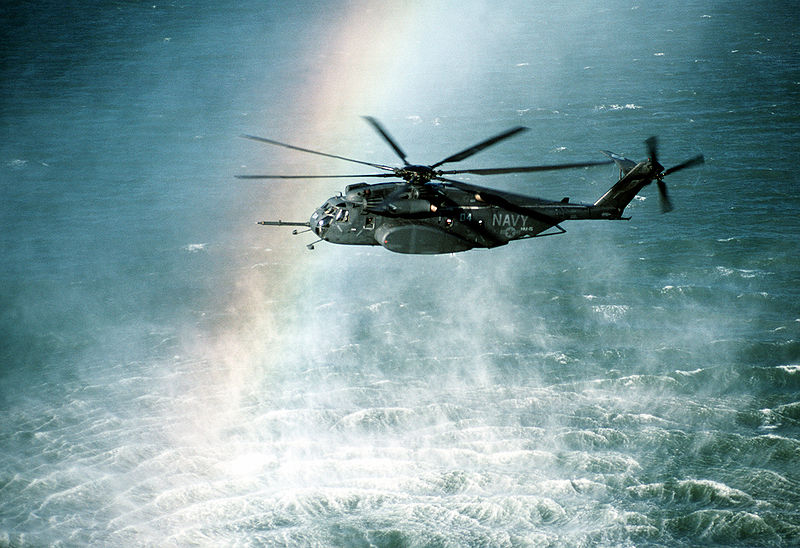 Sikorsky MH-53E Sea Dragon de l'US Navy