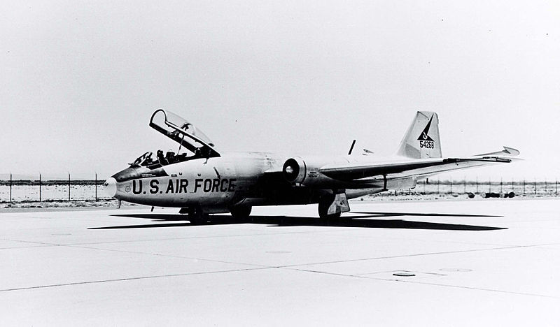 Martin NB-57E Night Intruder de l'USAF