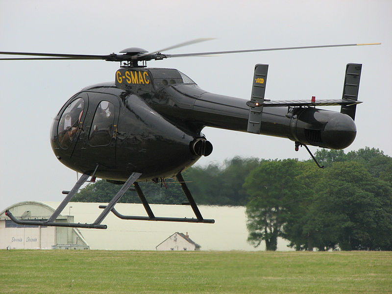 Hughes MD 520N civil
