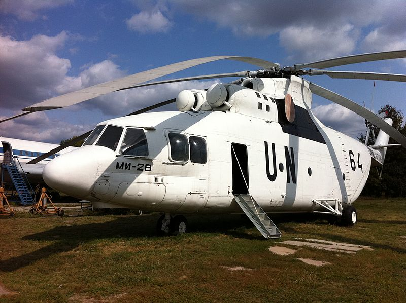 Mil Mi-26 des Nations Unies