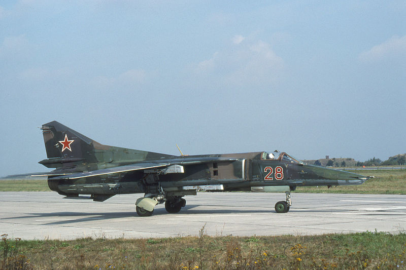 Mikoyan-Gourevitch MiG-27 russe