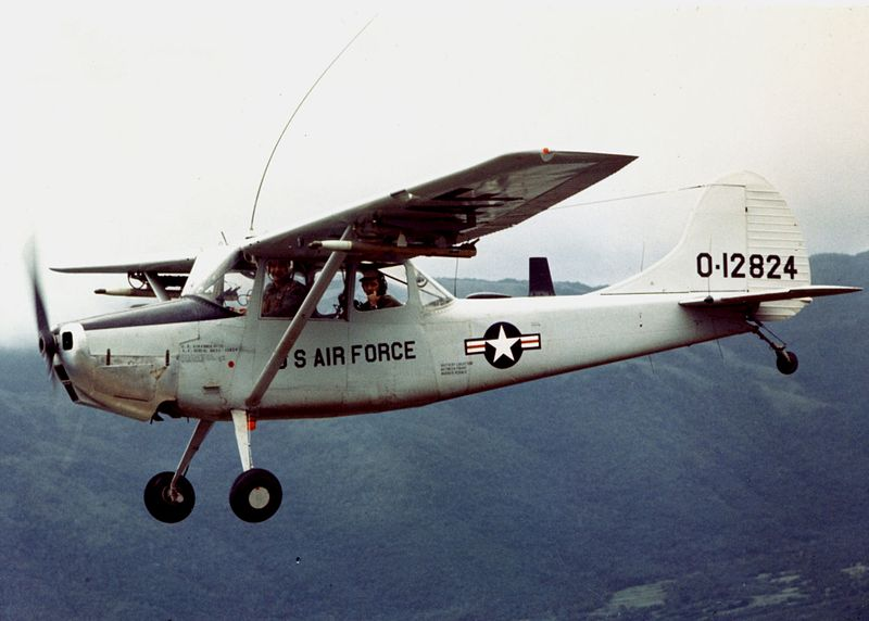Cessna O-1A Bird Dog de l'USAF