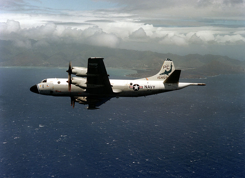 Lockheed P-3B Orion de l'US Navy