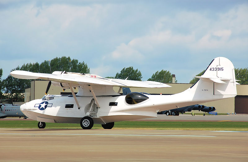 Consolidated PBY Catalina (PBV-1A) de collection