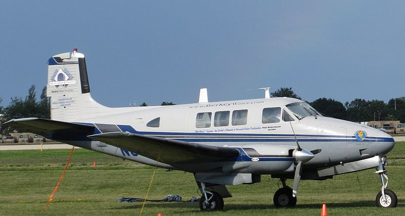 Beech 65 Queen Air (Excalibur)