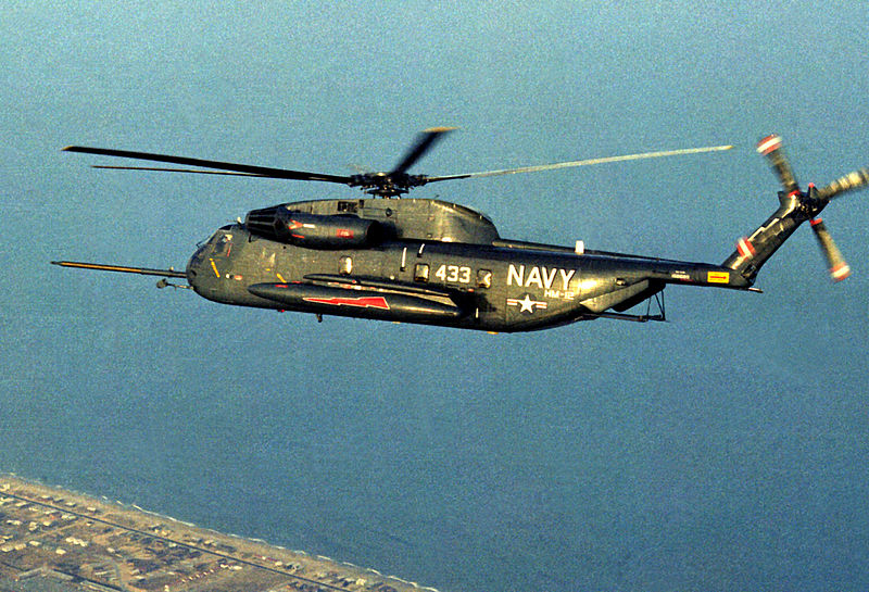 Sikorsky RH-53D Sea Stallion de l'US Navy