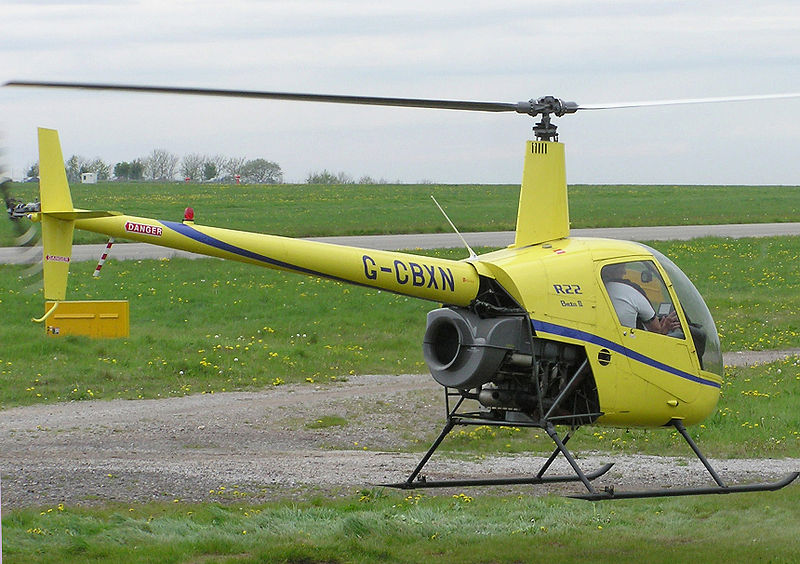 Robinson R22 civil