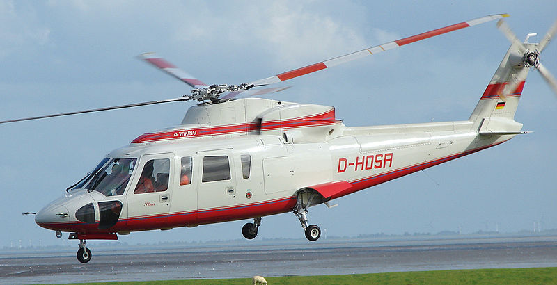 Sikorsky S-76A++ Spirit civil