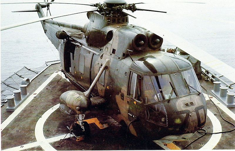 Sikorsky SH-3A Sea King de l'US Navy