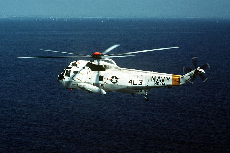 Sikorsky SH-3D Sea King de l'US Navy
