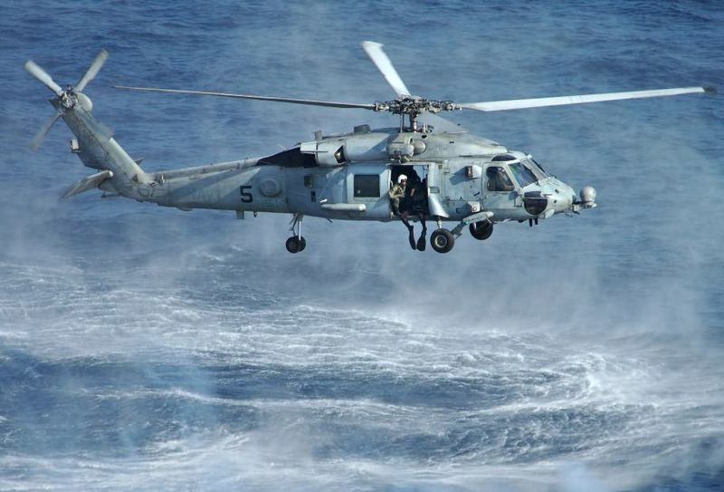 Sikorsky HH-60H Rescue Hawk de l'US Navy